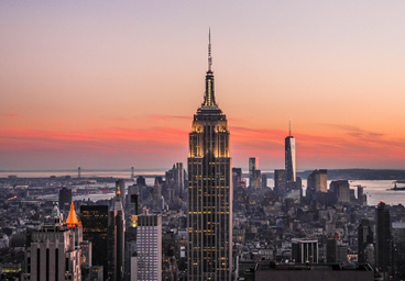 L'Empire State Building, New-York